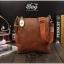 กระเป๋าสะพายข้าง หนัง Crazy Horse PU | LT30 thumbnail 4
