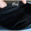 กระเป๋าสะพายข้าง หนัง PU สีดำ | LT15 thumbnail 5