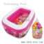 สระน้ำ จัดเซ็ท ลูกบอลสีสดใส 100 ลูก thumbnail 1