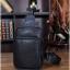 กระเป๋าสะพายไหล่ หนัง PU สีดำ | LT19 thumbnail 11