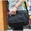 กระเป๋าสะพายข้าง หนัง PU สีดำ | LT11 thumbnail 1