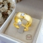 แหวนคู่แต่งงาน (เพชรสวิส cz เกรดพรีเมียม) thumbnail 1