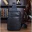 กระเป๋าสะพายไหล่ หนัง PU สีดำ | LT19 thumbnail 10