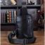 กระเป๋าสะพายไหล่ หนัง PU สีดำ | LT19 thumbnail 1