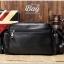 กระเป๋าสะพายข้าง หนัง PU สีดำ | LT29 thumbnail 11