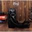 กระเป๋าสะพายข้าง หนัง PU สีดำ | LT28 thumbnail 18