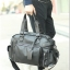 กระเป๋าสะพายข้าง หนัง PU สีดำ | LT23 thumbnail 15