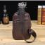 กระเป๋าสะพายไหล่ กระเป๋าคาดอก หนัง Crazy Horse PU | LT27 thumbnail 6