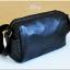 กระเป๋าสะพายข้าง หนัง PU สีดำ | LT15 thumbnail 7