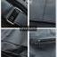 กระเป๋าสะพายข้าง หนัง PU สีดำ | LT11 thumbnail 8