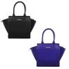 พร้อมส่ง กระเป๋าถือ กระเป๋าสะพายข้าง แบรนด์ Maomao รุ่น M12051 (สีดำ สีน้ำเงิน)