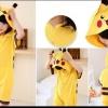 ชุดปิกาจู เป็นชุดบอดี้สูท สำหรับเด็ก 1-3 ปี แพค 6 ชุด 3 size (90/100/110) sizeละ 2 ชุด
