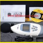 เครื่องวัดเสียง พร้อมซอฟต์แวร์ AR844 Level Meter 30-130dB with Software&USB Cable