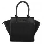 พร้อมส่ง กระเป๋าถือ กระเป๋าสะพายข้าง แบรนด์ Maomao รุ่น M12051 (สีดำ)
