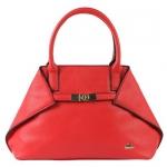 พร้อมส่ง กระเป๋าถือ แบรนด์ Maomao รุ่น M16127 (สีแดง)