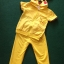 ชุดปิกาจู 2 ชิ้น เสื้อ+กางเกง ผ้าเด้ง แพค 5 ชุด ขนาด 90-130 thumbnail 1