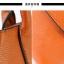 พร้อมส่ง กระเป๋าถือ แบรนด์ Maomao รุ่น M16127 (สีดำ สีส้ม สีฟ้า สีแดง) thumbnail 29