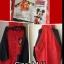 เสื้อกันฝนมิคกี้เม้าส์ ลิขสิทธแท้ ผ้า PVC แบบนิ่ม แพค 6 ชุด มี 2 size M/L thumbnail 1