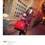 พร้อมส่ง กระเป๋าถือ แบรนด์ Maomao รุ่น M89003 (สีดำ สีแดง) thumbnail 8