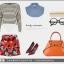พร้อมส่ง กระเป๋าถือ แบรนด์ Maomao รุ่น M16127 (สีดำ สีส้ม สีฟ้า สีแดง) thumbnail 18