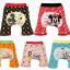 กางเกงขาสั้นก้นบาน สำหรับเด็กวัยแพมเพิส แพค 15 ตัว size 80-90-100 thumbnail 1