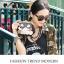 พร้อมส่ง กระเป๋าถือ กระเป๋าสะพาย รูปนกฮูก แบรนด์ Maomao รุ่น mhr025 thumbnail 6