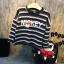 ชุดเซทเสื้อแขนยาว Micky+กางเกง แพค 5 ชุด ขนาด 100-140 thumbnail 3