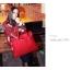 พร้อมส่ง กระเป๋าถือ แบรนด์ Maomao รุ่น M89003 (สีดำ สีแดง) thumbnail 7