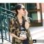 พร้อมส่ง กระเป๋าถือ กระเป๋าสะพาย รูปนกฮูก แบรนด์ Maomao รุ่น mhr025 thumbnail 3