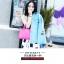 พร้อมส่ง กระเป๋าถือ แบรนด์ Maomao รุ่น M35020 สีชมพู thumbnail 4