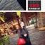 พร้อมส่ง กระเป๋าถือ แบรนด์ Maomao รุ่น M16127 (สีดำ สีส้ม สีฟ้า สีแดง) thumbnail 14