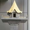 ศาลพระภูมิmodern ขนาด ฐานกว้าง 89 ยาว 89 สูง 210 เซนติเมตร