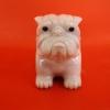 ตุ๊กตาหมา น่ารัก ขนาดสูง 10 เซนติเมตร กว้าง 8 เซนติเมตร