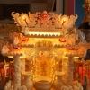 ศาลเจ้าที่หินอ่อน (ตี่จู้หินอ่อน ตี่จู้เอี๊ยะ) ขนาด 27นิ้ว 888 น้ำผึ้ง พระธาตุ