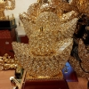 ก้อนทอง ชุบทองคำแท้พ่น