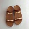 Fitflop Lulu Slide (สวมลูลูสีทองน้ำ/น้ำตาล)ราคา 490 บาท