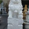 สิงโตปักกิ่ง ขนาด สูง 180 เซนติเมตร