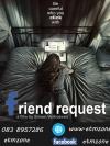 Friend Request (2016) : ผี แอด เพื่อน [พากย์ไทย : บรรยายไทย]