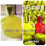 น้ำหอม DKNY BE Green Delicious Charmingly Delicious EDT for Women 125 ml.