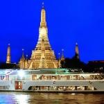 เรือแกรนด์เพิร์ล Grand Pearl ล่องเจ้าพระยาดินเนอร์ ราคาพิเศษ
