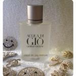 น้ำหอม Armani Acqua Di Gio Homme EDT for Men 100 ML. (มีกล่อง)