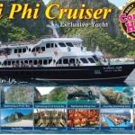 ทัวร์เกาะพีพี 1 วัน จากภูเก็ต เรือ Phi Phi Cruiser ราคาพิเศษ