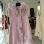 เสื้อคลุมกันหนาว : เสื้อกันหนาว แมรี่อิส สีชมพู  2013 เคาน์เตอร์ของแท้ Hitz MAC2226 สวยหวานน่ารักมากๆค่ะ