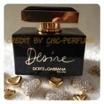 น้ำหอม D&G The One Desire For Women EDP 75 ML.