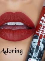 **พร้อมส่งค่ะ**The Balm Meet Matte Hughes Long Lasting Liquid Lipstick สี Adoring