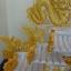 ศาลเจ้าที่ขนาด 27 นิ้ว(รุ่นมั่งมีศรีสุข) 4 เสา 5 หลังคา 8ปลา 8หงส์ 8มังกร สีขาวพ่นทอง หงษ์หางพวง thumbnail 12