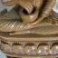 พระอุปคุต เนื้อกระเบื้องหลังคาโบส ขนาดสูง 9 นิ้ว หน้าตักกว้าง 8 นิ้ว thumbnail 4