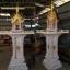ศาลพระภูมิทรงปราสาท ขนาด ฐานกว้าง 126 ซม ยาว 126 ซม (สั่งเติมสีที่ตัวปราสาทพิเศษ) thumbnail 1