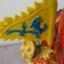 เทพพระเจ้ากวนอู ปางบัญชาการ 5 ธง 9 มังกร ขนาดกว้าง 3 นิ้ว สูง 11 นิ้ว thumbnail 7