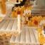 ศาลเจ้าที่ขนาด 27 นิ้ว 888 สีขาวพ่นทอง หินอ่อนหยกขาวจีน thumbnail 10